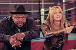 Charles Dutton and Meg Ryan in Against the Ropes.