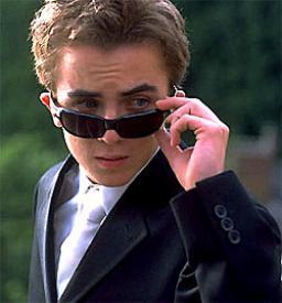 Frankie Muniz in Agent Cody Banks.