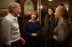 Harrison Ford and Blake Lively in The Age of Adaline.