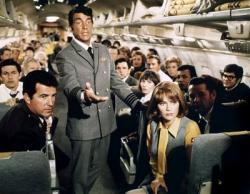 Dean Martin in Airport.