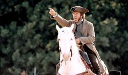 Dennis Quaid in The Alamo.