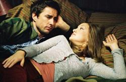 Luke Wilson and Kate Hudson in Alex and Emma.
