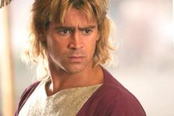 Colin Farrell in Oliver Stone's Alexander.