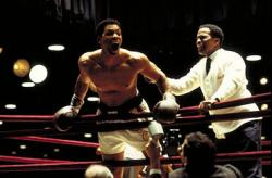 Will Smith and Jamie Foxx in Ali.