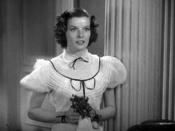 Katharine Hepburn in Alice Adams.