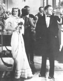 Katharine Hepburn and Frank Albertson in Alice Adams