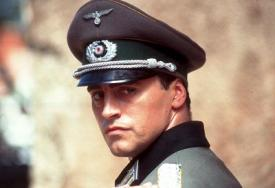 Matt LeBlanc in All the Queen's Men.
