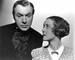 Charles Boyer and Bette Davis in their only movie together.