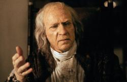 F. Murray Abraham as Salieri in Amadeus.