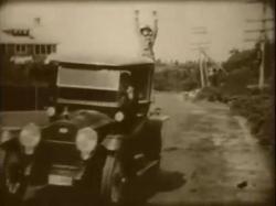 Douglas Fairbanks is just hanging around in American Aristocracy