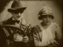 Albert Parker and Jewel Carmen in American Aristocracy.