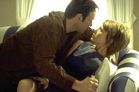 Kevin Spacey and Annette Bening in American Beauty.