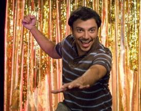 Sam Golzari as Omer in American Dreamz.