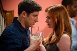 Jason Biggs and Alyson Hannigan return, along with the rest of the gang, for American Reunion.