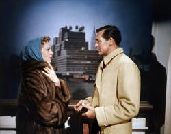 Deborah Kerr and Cary Grant in An Affair to Remember.