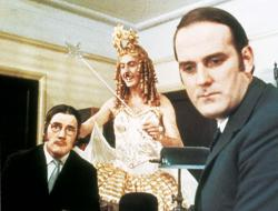 Michael Palin, Eric Idle and John Cleese in And Now For Something Completely Different