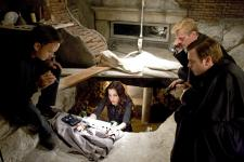 Tom Hanks, Ayelet Zurer, Thure Lindhardt and Ewan McGregor