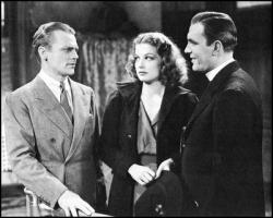 James Cagney, Ann Sheridan and Pat O'Brien in Angels with Dirty Faces.