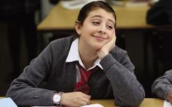 Georgia Groome in Angus, Thongs and Perfect Snogging