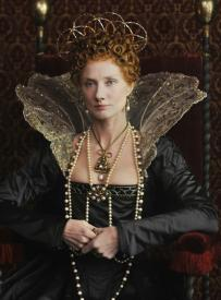 Joely Richardson as Queen Elizabeth I in Anonymous