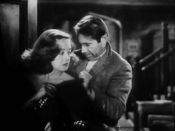 Bette Davis and Gary Merrill in Another Man's Poison.