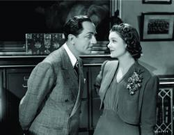 William Powell and Myrna Loy in Another Thin Man.