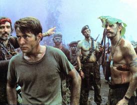 Martin Sheen in Apocalypse Now.