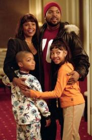 Nia Long, Philip Bolden, Ice Cube and Aleisha Allen in Are We There Yet?