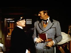 Buster Keaton and David Niven in Around the World in 80 Days.