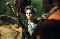 Freddie Highmore in Arthur and the Invisibles.