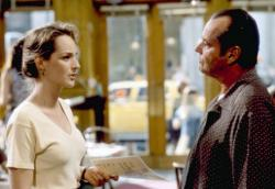 Helen Hunt and Jack Nicholson in As Good as it Gets
