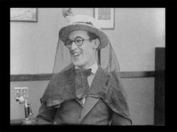 Harold Lloyd in Ask Father.
