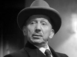 Sam Jaffe in The Asphalt Jungle.