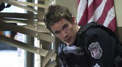 Ethan Hawke in Assault on Precinct 13.