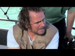 Derek Haugen plays Dewey Winfield in Assisted Fishing.