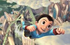 Freddie Highmore voices Astro Boy in the movie of the same name.
