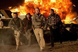 The A-Team, taking down the treacherous white male American scumbags.