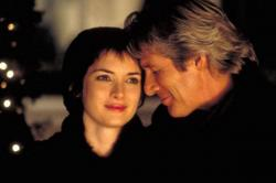 Winona Rider and Richard Gere in Autumn in New York