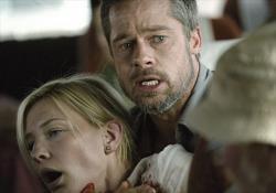 Cate Blanchett and Brad Pitt in Babel.