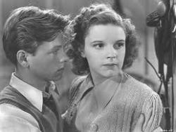 Mickey Rooney and Judy Garland ooze charisma!