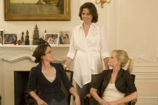 Tina Fey, Sigourney Weaver and Amy Poehler