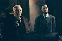 Anthony Hopkins and Chris Rock in Bad Company.