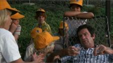 Walter Matthau breaks the old Hollywood rule of never starring with children.