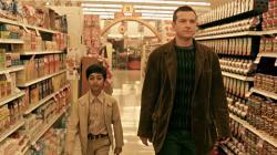 Rohan Chand and Jason Bateman in Bad Words.