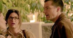 Kathryn Hahn and Jason Bateman in Bad Words