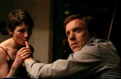 Kate Ashfield and Damian Lewis in The Baker.