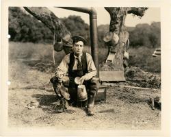 Buster Keaton in The Balloonatic