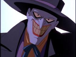 The scene stealing Joker.