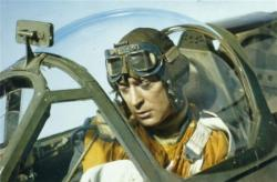 Michael Caine in Battle of Britain.