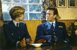 Susannah York and Christopher Plummer in Battle of Britain